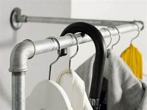 Garderobe Aus Rohren : 514 best interior design images on pinterest home ideas walk in closet and bedroom ~ Watch28wear.com Haus und Dekorationen