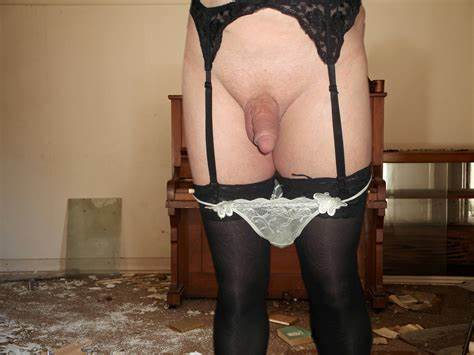 Crossdresser Posing On Web Homemade