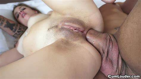 Taking Her Puss And  Swallow Inside