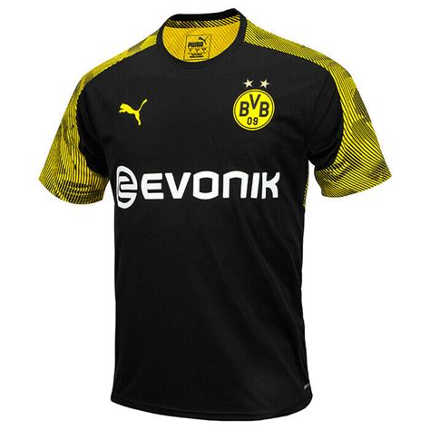 Now we know why sancho stayed. Puma Borussia Dortmund BVB Training Top Shirts Football ...