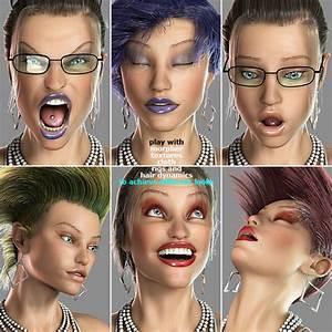 Realistic V3 8 Linda 3d Max