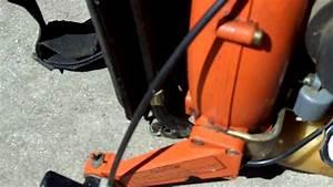 My Dad U0026 39 S Echo Pb 400e Backpack Blower