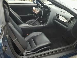 1993 Toyota Supra Mk4 Turbo Targa 6 Speed Manual Salvage