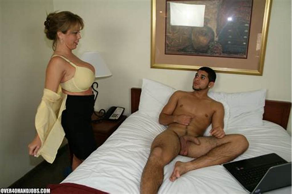 #Stepmom #Caught #Blowjob #Mater #In #His #At #Home