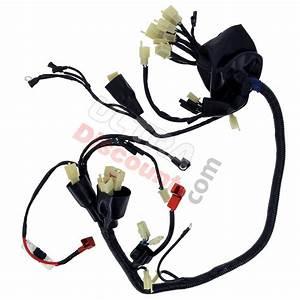 Wire Harness For Atv Shineray Quad 200cc Stiie