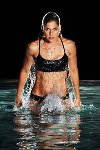 pro athlete health fitness expert gabrielle