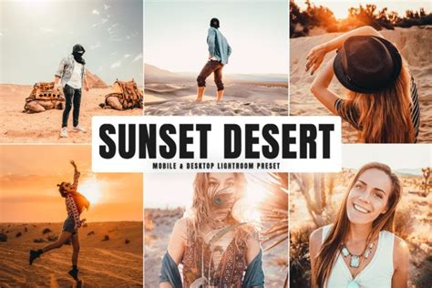 Welcome to our free lightroom presets page! Free Sunset Desert Lightroom Preset | Lightroom, Lightroom ...