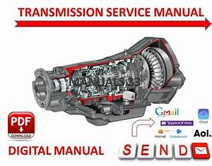 Ford 4r70w Automatic Transmission Repair Manual
