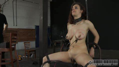 Titted Torture For Wicked Chick