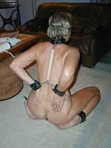 Old gals in bondage pics vids
