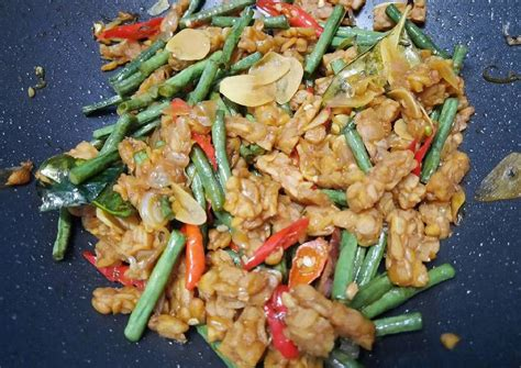 Resep lodeh kacang panjang dan tempe mp3 & mp4. Resep Oseng tempe kacang panjang oleh ViskaLev - Cookpad