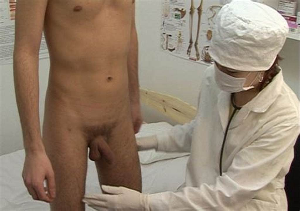 #Nude #Male #Patient #Female #Doctor #Physical #Exam