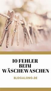 Essig Statt Weichspüler : 10 fehler die jeder beim w schewaschen macht ~ Watch28wear.com Haus und Dekorationen