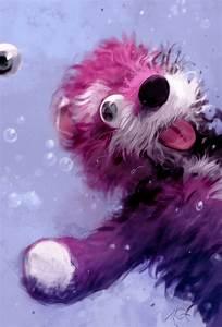Pink, Teddy, Bear, U2013, Breaking, Bad, Fan, Art, By, Massimo, Carnevale