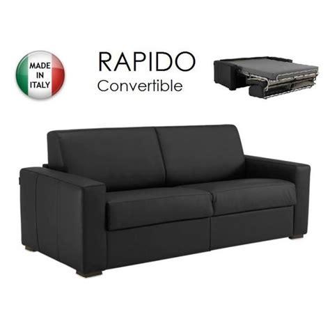 exhib au bureau canape convertible rapido achat vente 100 images lit