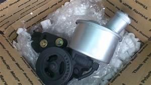 Dinnerhill Speedshop  Eaton Power Steering Pump