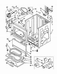 8258dc Sears Dryer Wiring Diagram
