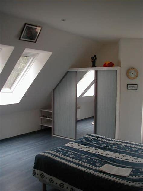 amenagement de chambre pin aménagement de chambre en sous pente on