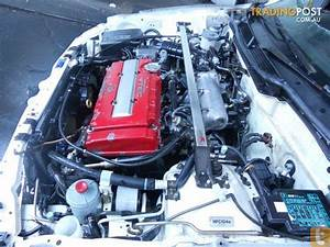 Honda Integra Dc2 Type R Half Cut B18c Manual For Sale In