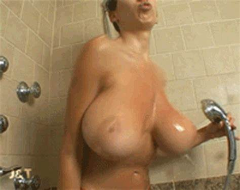 Her Big Breast And Clit Are Bouncing All Over The Place
