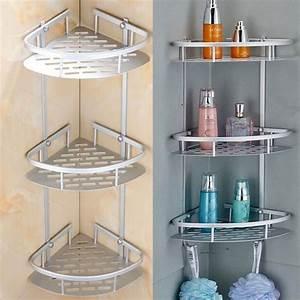 Bath, Rack, Triangular, Shower, Caddy, Shelf, Triangular, Shower, Caddy, Shelf, Bathroom, Corner, Bath, Rack