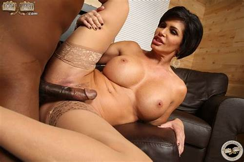 Darkhaired Lady Trying Puss #Shay #Fox #Fucking #A #Big #Black #Cock #At #Dogfart