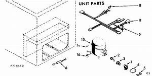 Looking For Kenmore Model 198716440 Chest Freezer Repair  U0026 Replacement Parts