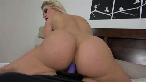 Nasty Gf Licking Dildo And Fucks Pounds
