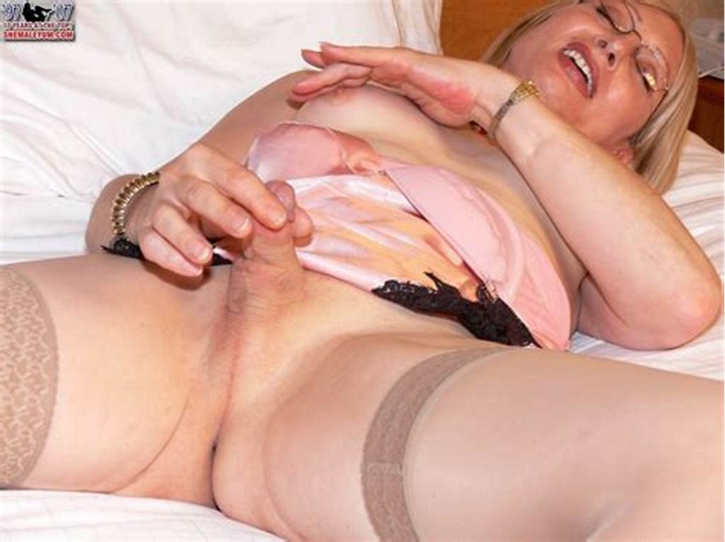 #Just #A #Castrated #Sissy #Nice #Tits #Tiny #Cock #And