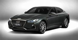 2019 Genesis G70 Will Be Sold With A Six
