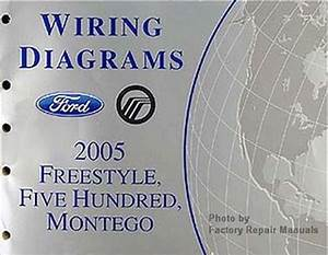 Ford Freestyle Wiring Diagrams