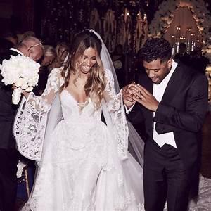 ciara wedding dress cavalli couture With ciara wedding dress