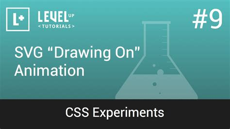 """Svg is a host language in terms of smil animation and therefore introduces additional constraints and features as permitted by that specification. #9 SVG """"Drawing On"""" Animation - CSS Experiments - YouTube"""