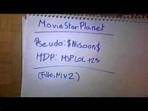 Je Donne Tout Gratuit : je donne un compte msp moviestarplanet youtube ~ Gottalentnigeria.com Avis de Voitures