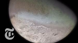 The Captured Ice Moon: Voyager 2 and Neptune's moon Triton ...