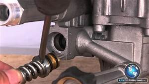 How To Replace An Unloader Valve On Your Pressure Washer
