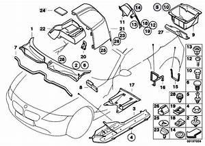 Original Parts For E85 Z4 M3 2 S54 Roadster    Vehicle Trim   Various Body Parts 2