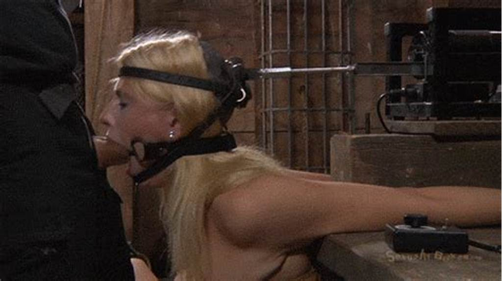 #Machine #Forced #Woman #To #Give #Blowjob #4792