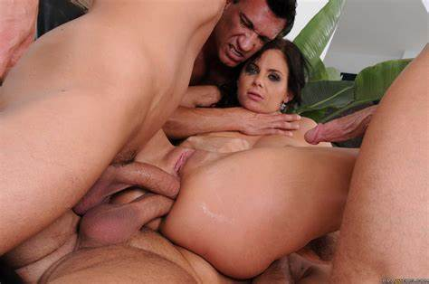Indian Cam Handling Double Penetration