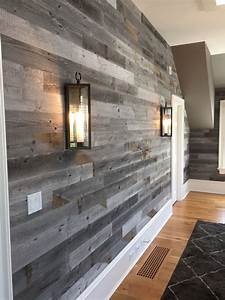 reclaimed weathered wood wood walls compliments and woods With what kind of paint to use on kitchen cabinets for how to make wood plank wall art
