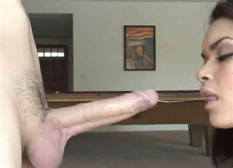 Tiny Blowjob Big Prick And Swallows