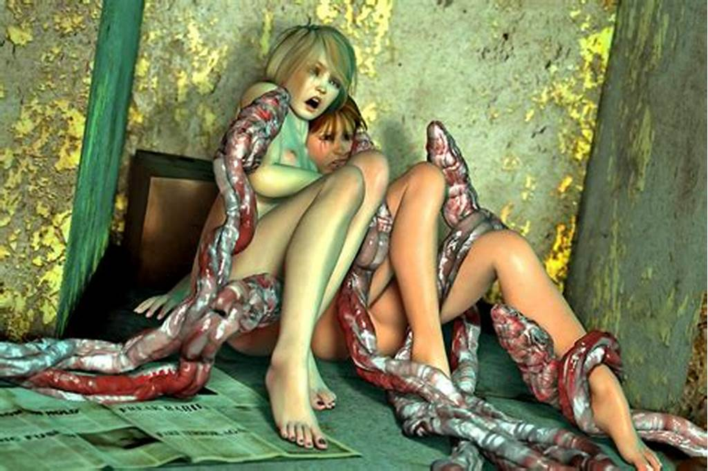 #Tentacle #Sex #With #Poor #Sluts #That #Were #Captured #By #Monster