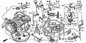Honda Engines Gxv390k1 Daa Engine  Usa  Vin  Gjaa