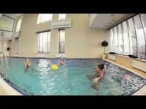 deshumidificateur piscine interieure youtube With prix d une piscine interieure