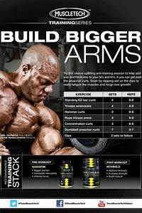 Phil Heath Biceps Workout Routine
