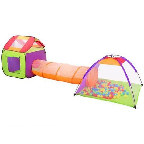 68.00 48.00 EUR Bērnu Telts ar tuneli, mājiņu un 200 ...
