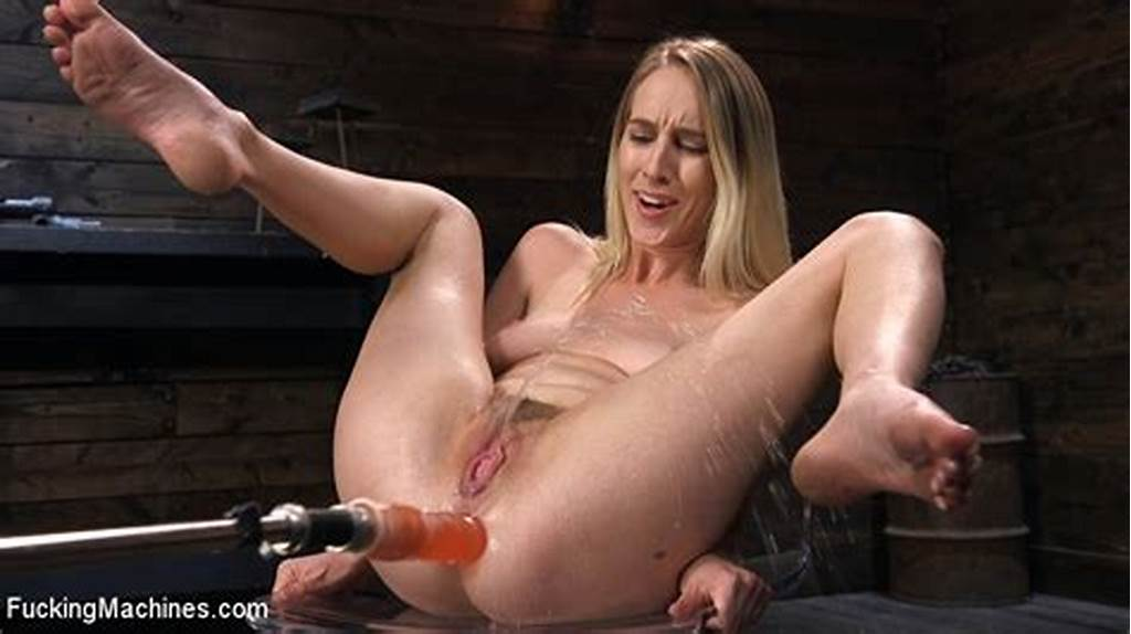 #All #Natural #Blonde #Babe #Cadence #Lux #Squirts #All #Over