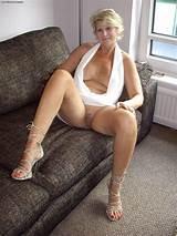 Sexy matures in heels