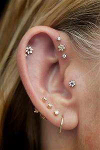 1000+ images about Triple Forward Helix & Jewelry on ...