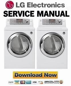 Lg Dle0442w Dlg0452w Service Manual  U0026 Repair Guide